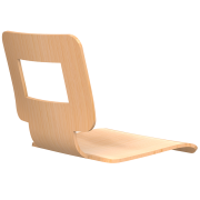 Malmo 112 Clear Beech Front_cut out p1