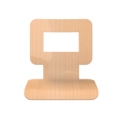 Malmo 112 Clear Beech Front_cut out p3