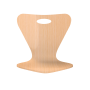 Milano 109 Clear Beech Front_cut out p3