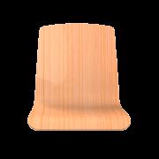 Monaco Plain Cork Front_p3