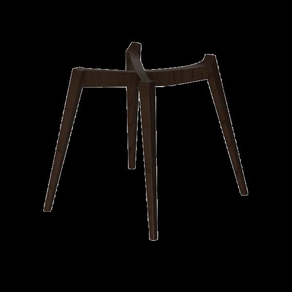 espresso wood frame