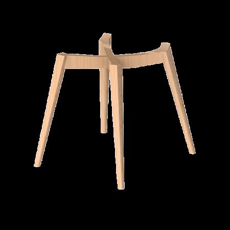 maple wood frame