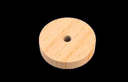 Wood Puck P2
